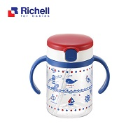 200ml straw cup (navy blue) RC41021