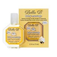 Dầu massage organic cho bé  Bella B 73ml/chai