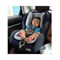 Farlin green car seats