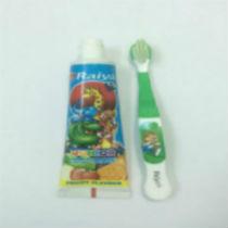 Bàn chải và kem đánh răng Raiya hương trái cây cho bé