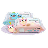 Natural Pureness Baby Wet Wipes 100 Pieces