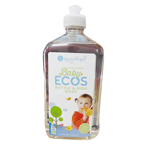 Ecos Bottle Wash 500ml