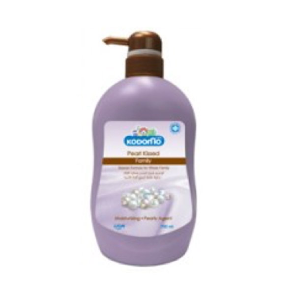 Kodomo Pearl Kissed Shower Gel 750ml