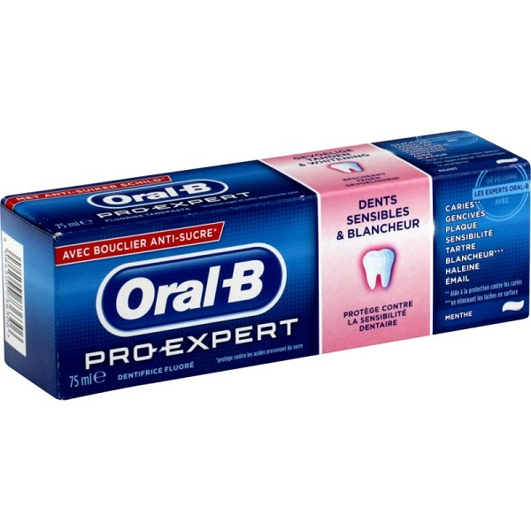 Toothpaste Oral B
