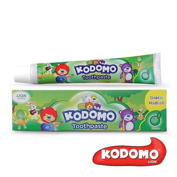 Kem đánh răng Kodomo hương dưa gang 45gr