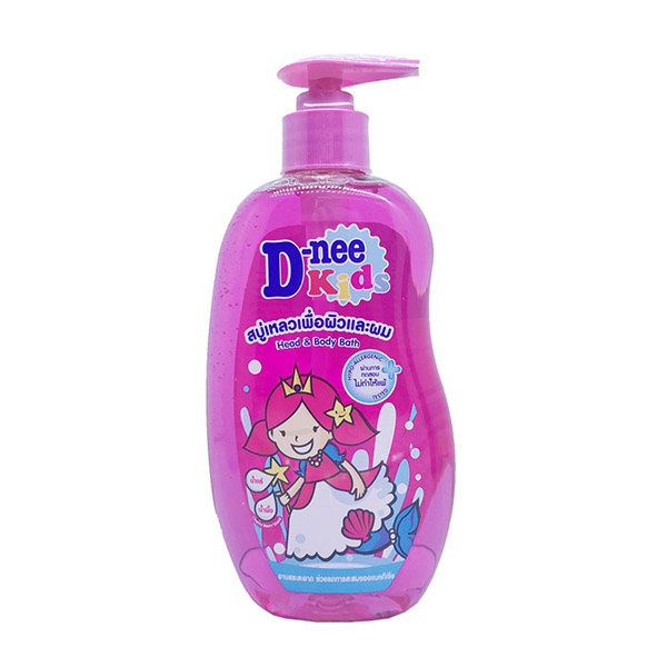 Bathe your whole body Dnee Kids 600ml
