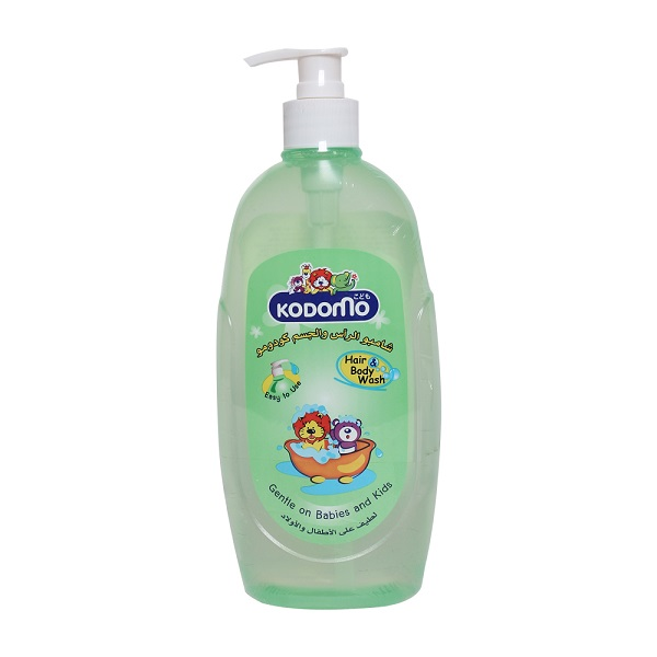 Oil and shampoo Kodomo 400ml