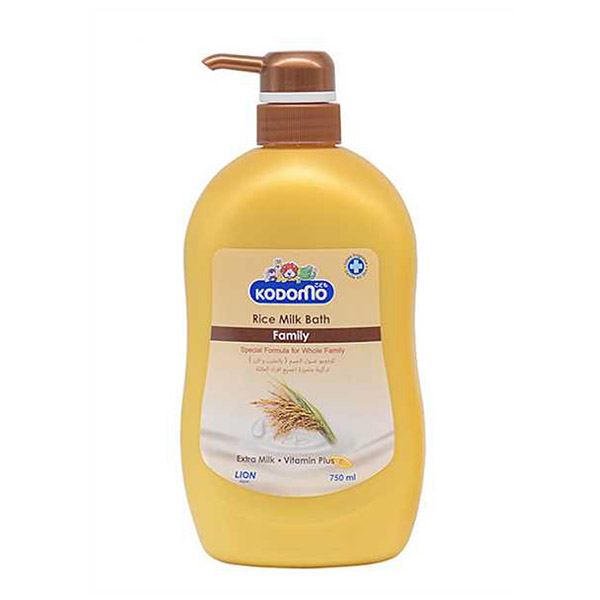 Kodomo rice milk 750ml