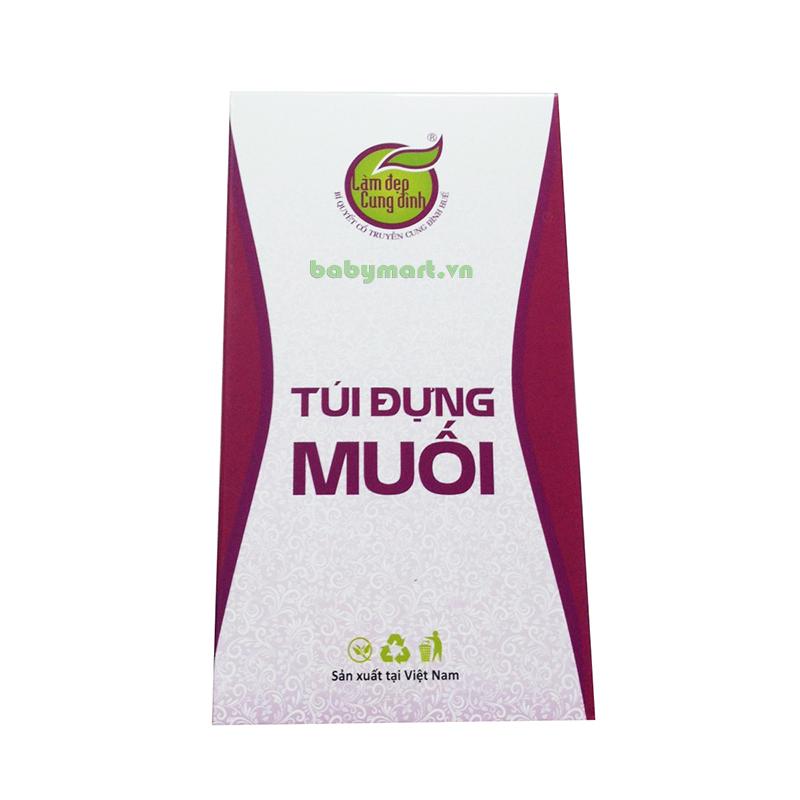 Cung Dinh salt pad