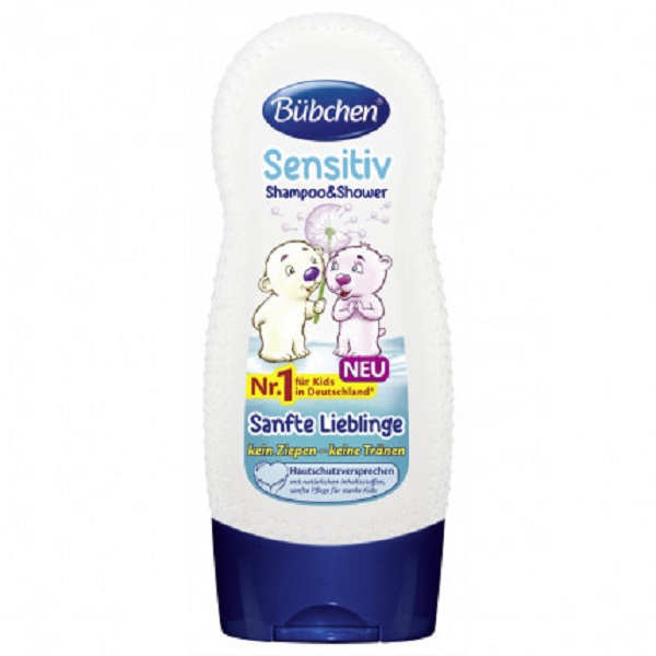 Bubhen 230ml for sensitive skin