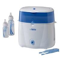 Máy tiệt trùng bình sữa bằng hơi nước Dr.Brown's Deluxe cao cấp 856