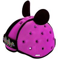 Headguard Helmet violet