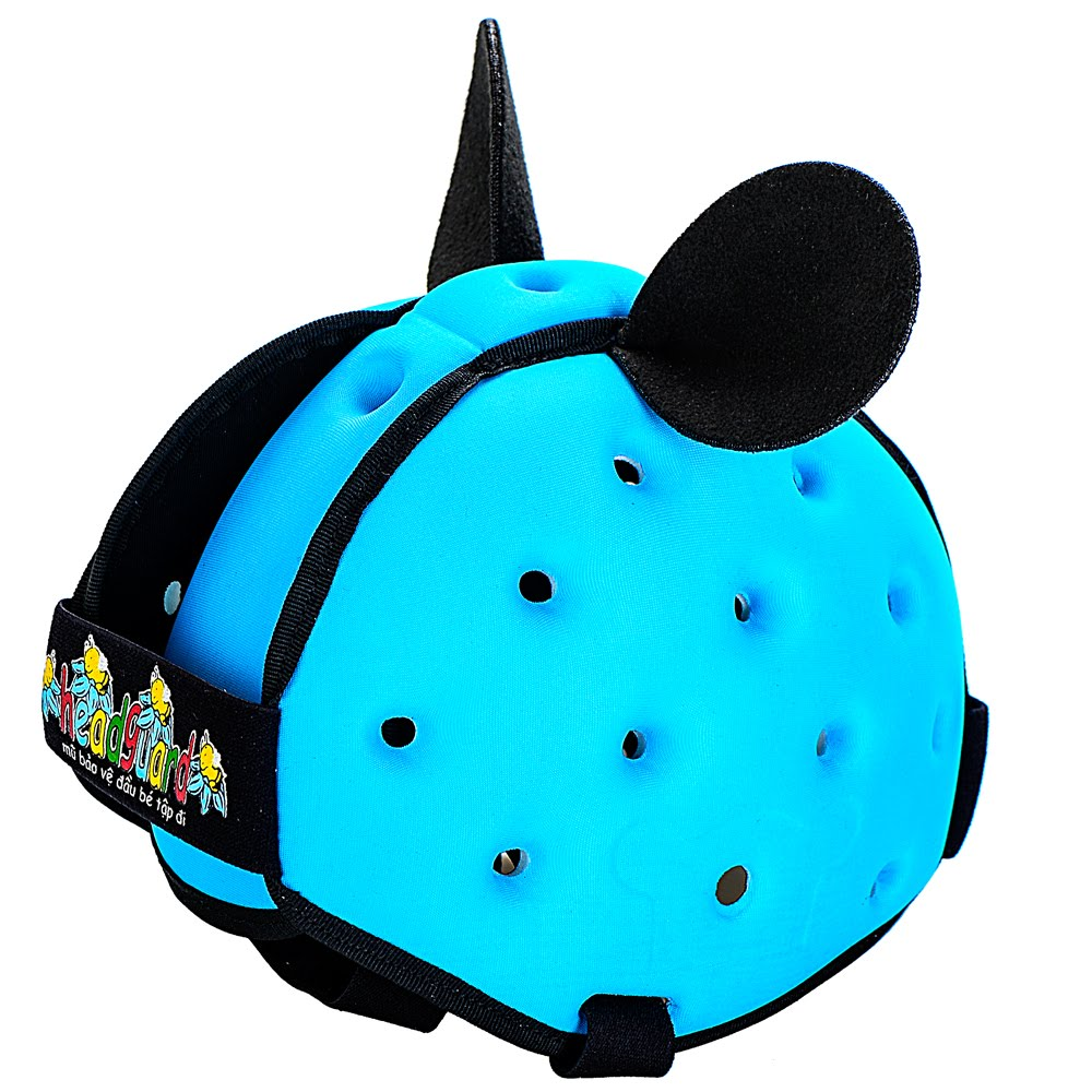 Child Headguard Blue Jade Insurance Coat