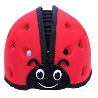 Nón mũ bảo hiểm cho bé Mumguard đỏ