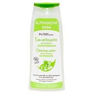 Nước vệ sinh mặt và cơ thể cho bé không cần rửa lại Alphanova 200ml