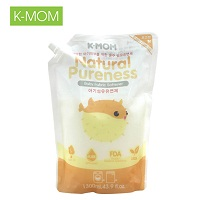 K-Mom Baby Fabric Softener 1300ml - Orange