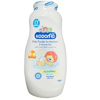 Kodomo baby powder for newborn and sensitive skin