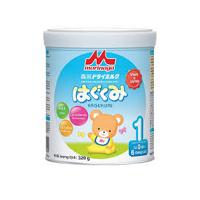 Sữa Morinaga số 1 320g cho bé, tích đai đổi quà