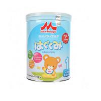Sữa Morinaga số 1 850g cho bé, tích đai đổi quà