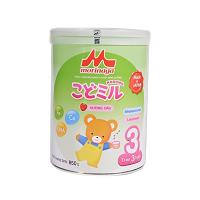 Sữa Morinaga số 3 Hương Dâu, tích đai đổi quà