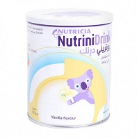 Vanilla Nutrinidrink Powder box 400gr