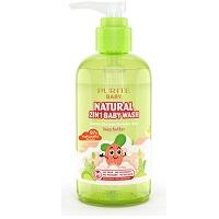 Sữa tắm gội thiên nhiên bơ đậu mỡ Purity baby 500ml
