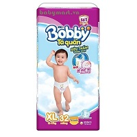 Bobby Fresh Pant Diaper XL32