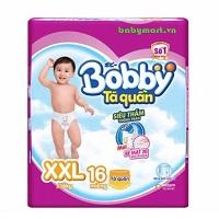 Bỉm Bobby Fresh quần XXL16