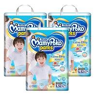 Mamy Poko Pant Diaper L52 (Boy)