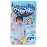 Tã Mamypoko quần XL46 bé trai