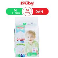 Tã dán Nuby M36, 5-10kg