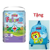 Goon Friend Renew Pant Diaper XL52