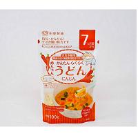 Tanabiki - Mì Udon vị cà rốt (  >7 tháng tuổi)