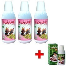 Tabame bath bottle for postpartum mothers - 3 pcs