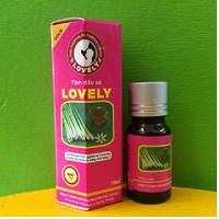 Tinh dầu sả Gold Lovely 10ml