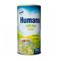 Humana Milk Enhancing Herbal Tea 200g