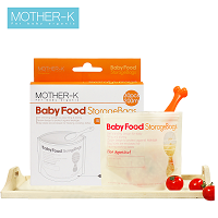 Food Bag Mother-K 200ml (30c)