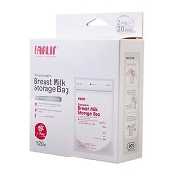 Farlin (120ml) - BP.869.1 Breastmilk Storage Bags