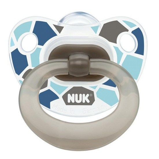 Nuk double rubber Soother(18-36M)