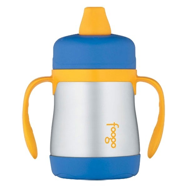 Foogo Phases Stainless Steel Sippy Cup 290ml