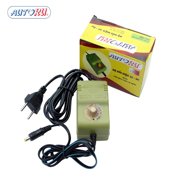 AC-DC adapter for Autoru hammering machine
