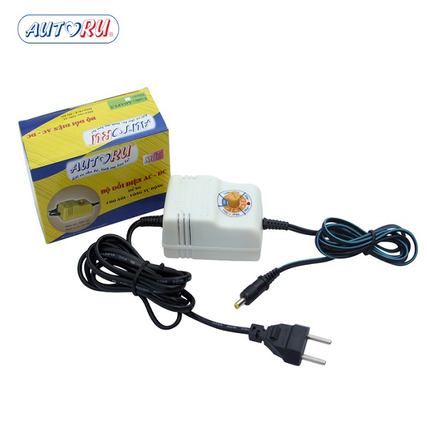 AC-DC adapter for cradle - Autoru hammering