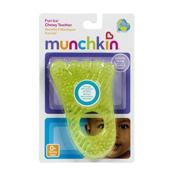Ngậm nướu gel bàn tay chân Munchkin