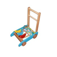 Song Son Wooden Baby Walker