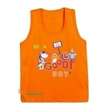 Hello B&B Color Sleeveless T-shirt size 2