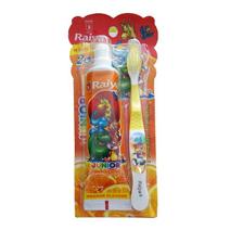 Raiya Toothbrush & Toothpaste