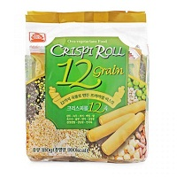 Crispy crispy 12 grains of cereal 180gr