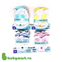 Baby new born animal scratch Mittens