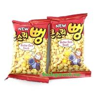 Korea Butter corn snack