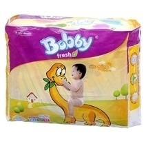 Bobby Fresh Tape Ultra-Thin Diaper XL24